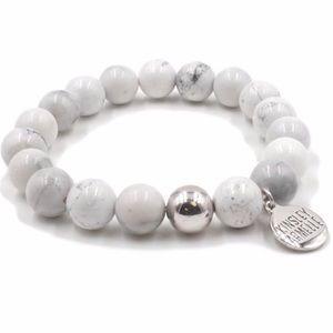 NEW Kinsley Armelle Silver Pepper Bracelet